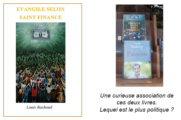 Evangile selon Saint Finance
